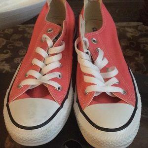 Converse Sneakers - Pink Sz 7